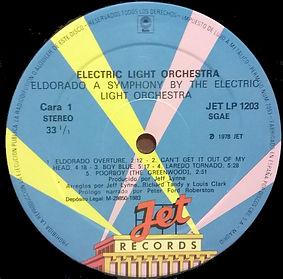 Eldorado - Jet LP 1203 - Spain