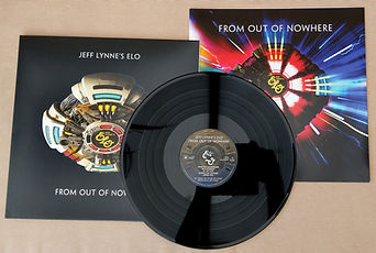 From Out Of Nowhere - Black Vinyl