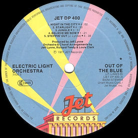 Out of the Blue JetDP 400 - Different Rim Text