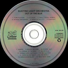 Out Of The Blue CD ZGK 35530 V2