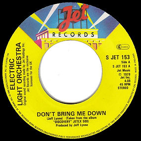 Don't Bring Me Down S JET 153