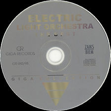 ​Electric Light Orchestra ‎– The Best - Giga Collection