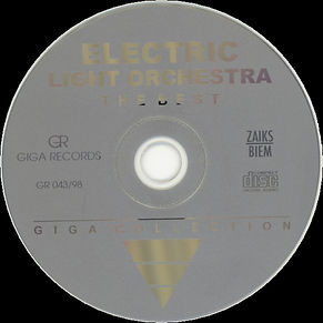 Electric Light Orchestra – The Best - Giga Collection