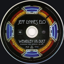 ELO Wembley or Bust BluRay - USA