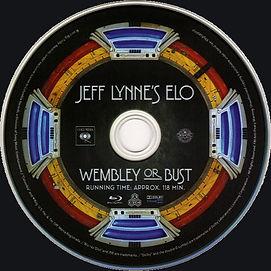 ELO Wembley or Bust BluRay - USA