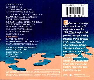 Time CD EK 85421 Bar Code 2