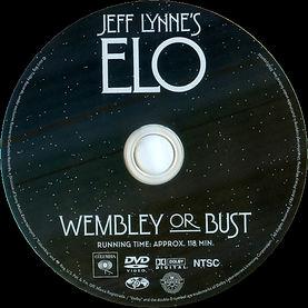 ELO Wembley or Bust DVD