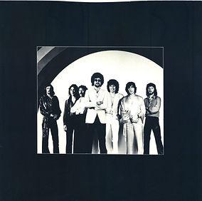 ELO Greatest Hits FZ 36310 Inner Sleeve