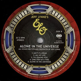 Along In The Universe 88875145121 LP Side B