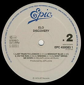 Discovery  EPC 450083 1 - Different Epic Logo