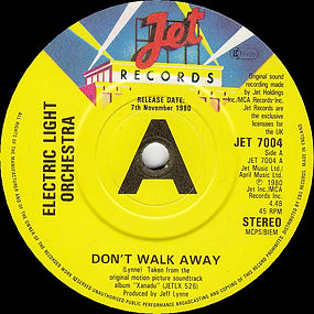 Don't Walk Away Promo JET 7004