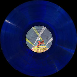 Out of the Blue JetDP 400 Blue Vinyl