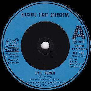 Evil Woman Jet 764