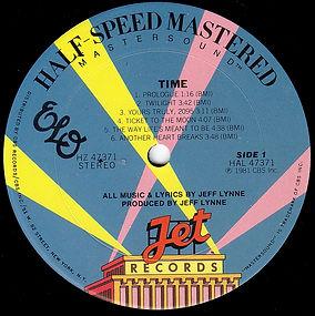 ELO Time Half Speed Master - HZ 47371