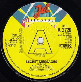 Secret Messages Promo JET A3720