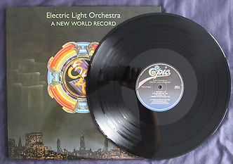 ELO - A New World Record Reissue 2012