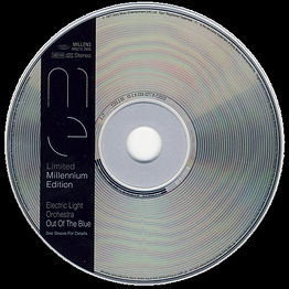 Out of the Blue CD Millen 9