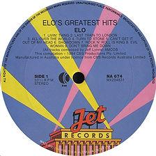 ELO 18 Greatest Hits