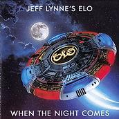 When The Night Comes CD Promo