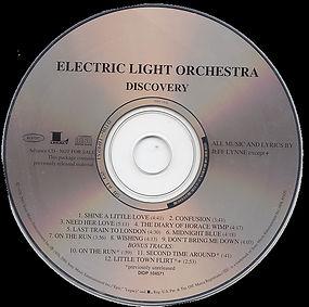 Discovery - CD - EK 85420 - Promo
