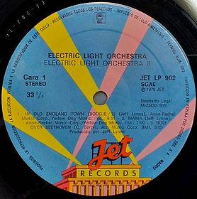 ELO 2 - Spain Jet LP 902