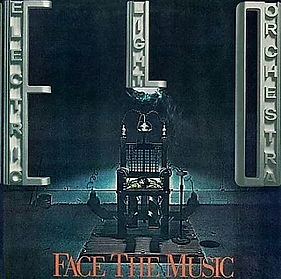 Face The Music - JET LP 201 - Spain