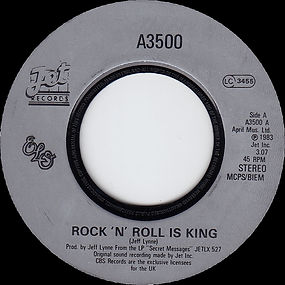 Rock 'N' Roll Is King JET A 3500