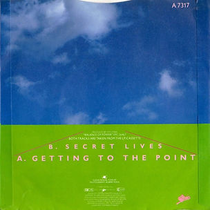 Getting To The Point Cover A 7317