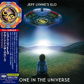 Alone In The Universe - Blu-Spec CD2 - Sept 2021 Issue