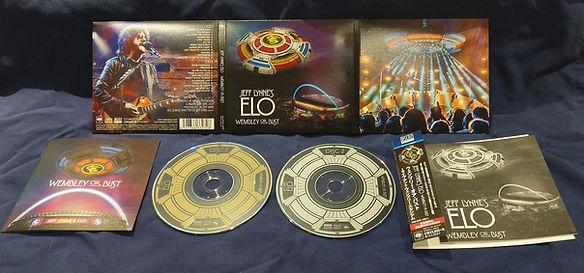 Wembley or Bust - Japan Blu-Spec CD2