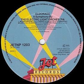 Eldorado Jet NP 203 / UA-LA339G - Less Rim Text
