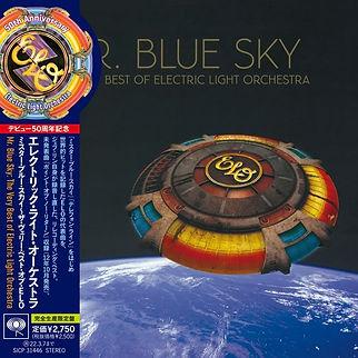 Mr. Blue Sky Blu-Spec CD2 - Sept 2021 Issue