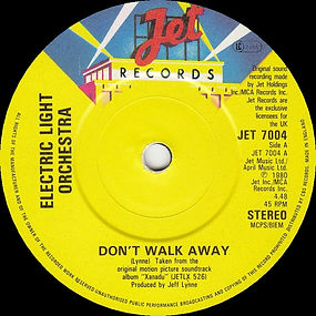 Don't Walk Away JET 7004
