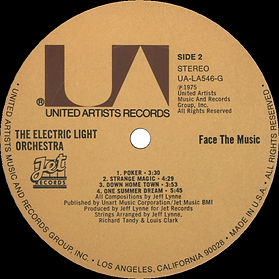 Face The Music UA-LA546-G