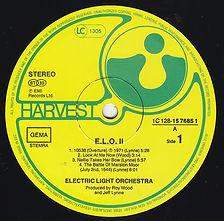 Milestones ELO & ELO 2 - 1C 128-52658/59