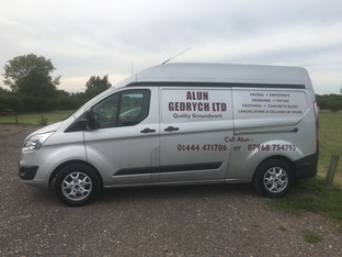 Alun Gedrych Ltd - Quality Ground Work