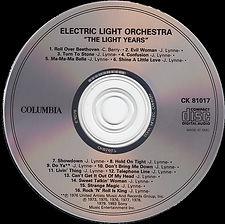 ELO The Light Years
