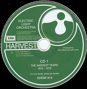 The Harvest Years CD 0946 3 60078 2 3