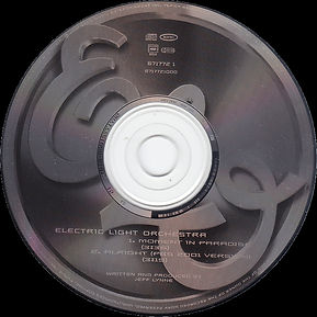 Moment In Paradise CD Single