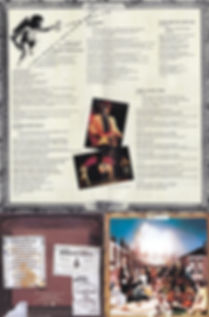 Secret Messages CD Remaster Booklet