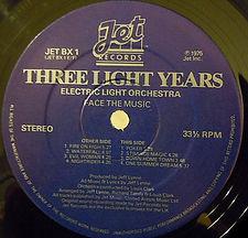 ELO - 3 Light Years