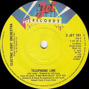 Telephone Line - S Jet 101