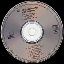 Secret Messages CD ZK 38490