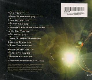 Zoom EK 85336 CD Club Rear Inlay