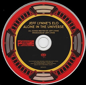 Alone in the Universe 88875145112