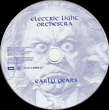 ELO Early Years CD 7243 5 92808 2 0