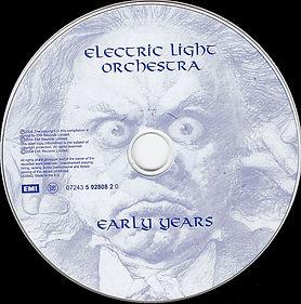 ELO Early Years CD 7243 5 92808 2 0