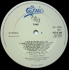 Time Jet Epic LP236
