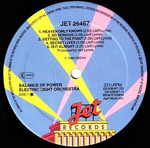 Balance of Power Jet 26467