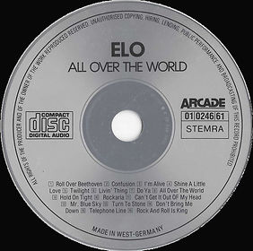 ELO All Over The World - 01246.21